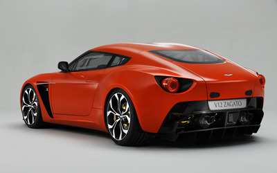 Aston Martin V12 Zagato wallpaper