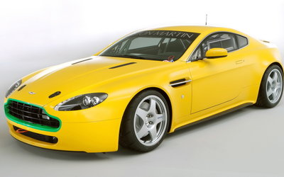 Aston Martin V8 Vantage [6] wallpaper