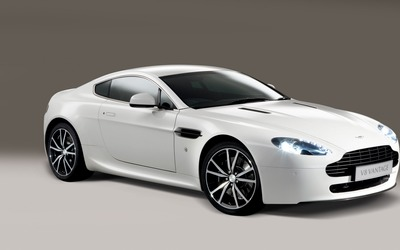 Aston Martin V8 Vantage [5] wallpaper