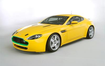 Aston Martin V8 Vantage [7] wallpaper
