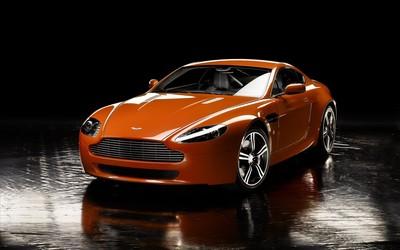 Aston Martin V8 Vantage [2] wallpaper