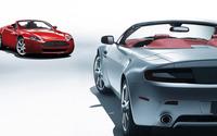 Aston Martin V8 Vantage [3] wallpaper 1920x1080 jpg