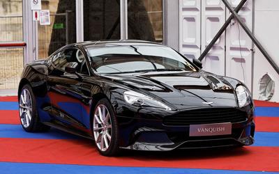 Aston Martin Vanquish [2] wallpaper