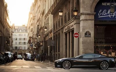 Aston Martin Vanquish [4] wallpaper
