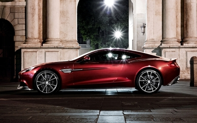 Aston Martin Vanquish [8] wallpaper