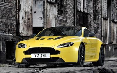 Aston Martin Vantage [2] wallpaper