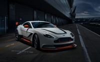 Aston Martin Vantage wallpaper 3840x2160 jpg