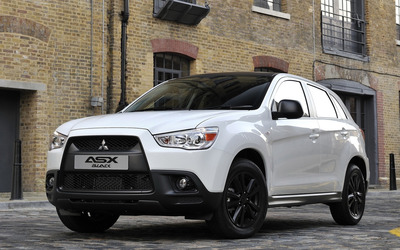 ASX Black Mitsubishi RVR wallpaper