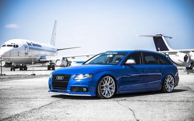 Audi A4 [2] wallpaper