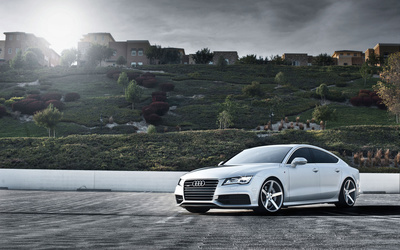 Audi A7 [2] wallpaper
