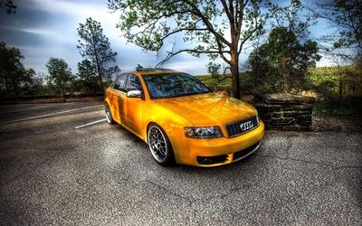 Audi A8 [3] wallpaper