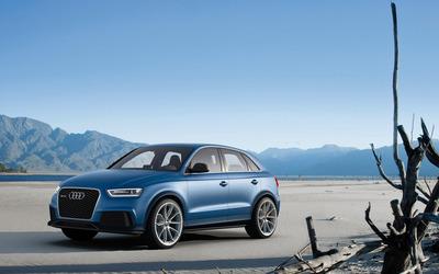 Audi Q3 RS Concept wallpaper
