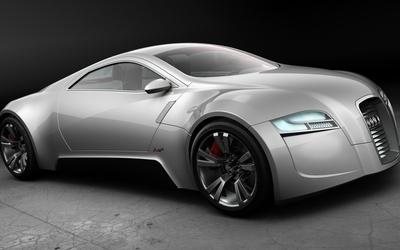 Audi R-Zero Concept [2] wallpaper