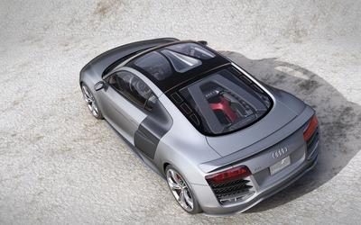 Audi R8 [8] wallpaper