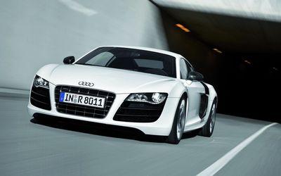 Audi R8 [5] wallpaper