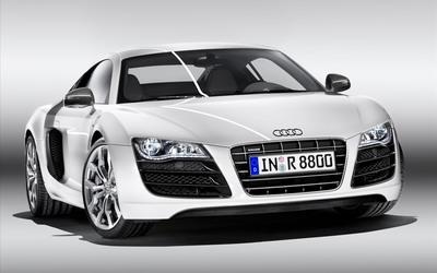 Audi R8 [10] wallpaper