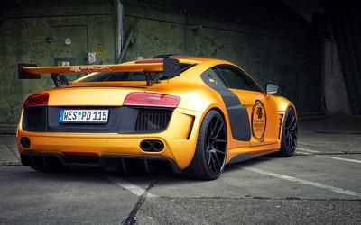 Audi R8 [15] wallpaper