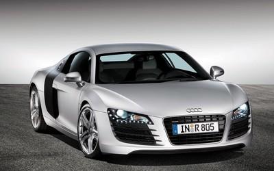 Audi R8 [6] wallpaper