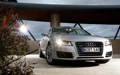 Audi R8 [20] wallpaper