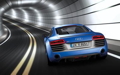 Audi R8 [25] wallpaper