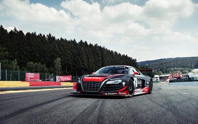 Audi R8 LMS Ultra wallpaper