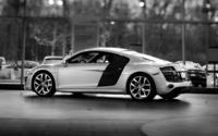 Audi R8 V10 wallpaper 1920x1200 jpg