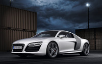 Audi R8 V10 Coupe wallpaper 2560x1600 jpg