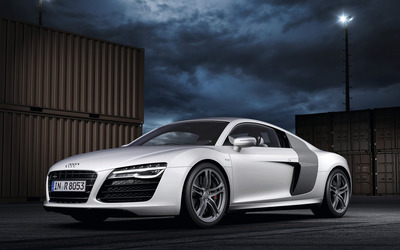 Audi R8 V10 Coupe wallpaper