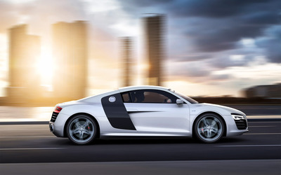 Audi R8 V10 Coupe [2] wallpaper