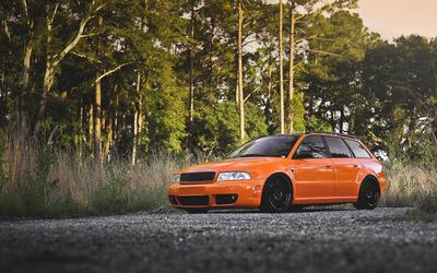 Audi RS 4 wallpaper