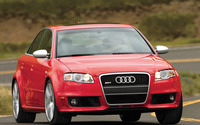 Audi RS 4 front view wallpaper 1920x1080 jpg