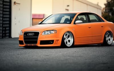 Audi RS 4 quattro wallpaper