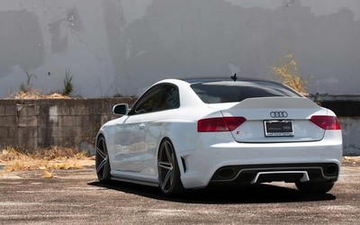 Audi RS 5 [2] wallpaper