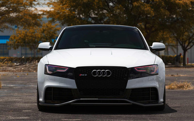 Audi RS5 [4] wallpaper