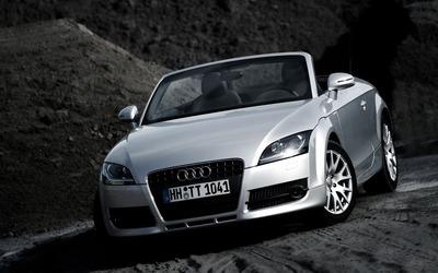 Audi TT [3] wallpaper