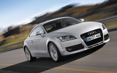 Audi TT [6] wallpaper