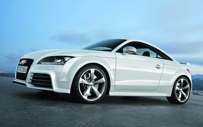 Audi TT [7] wallpaper