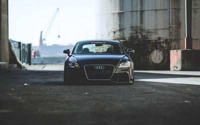 Audi TT [8] wallpaper