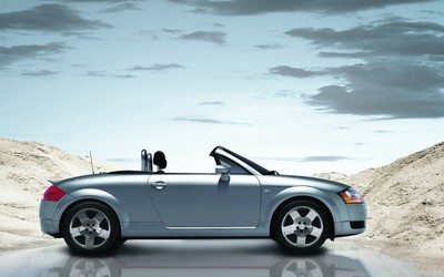 Audi TT [5] wallpaper