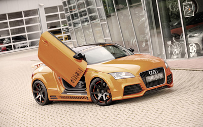 Audi TT 8J wallpaper
