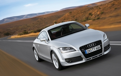 Audi TT [2] wallpaper