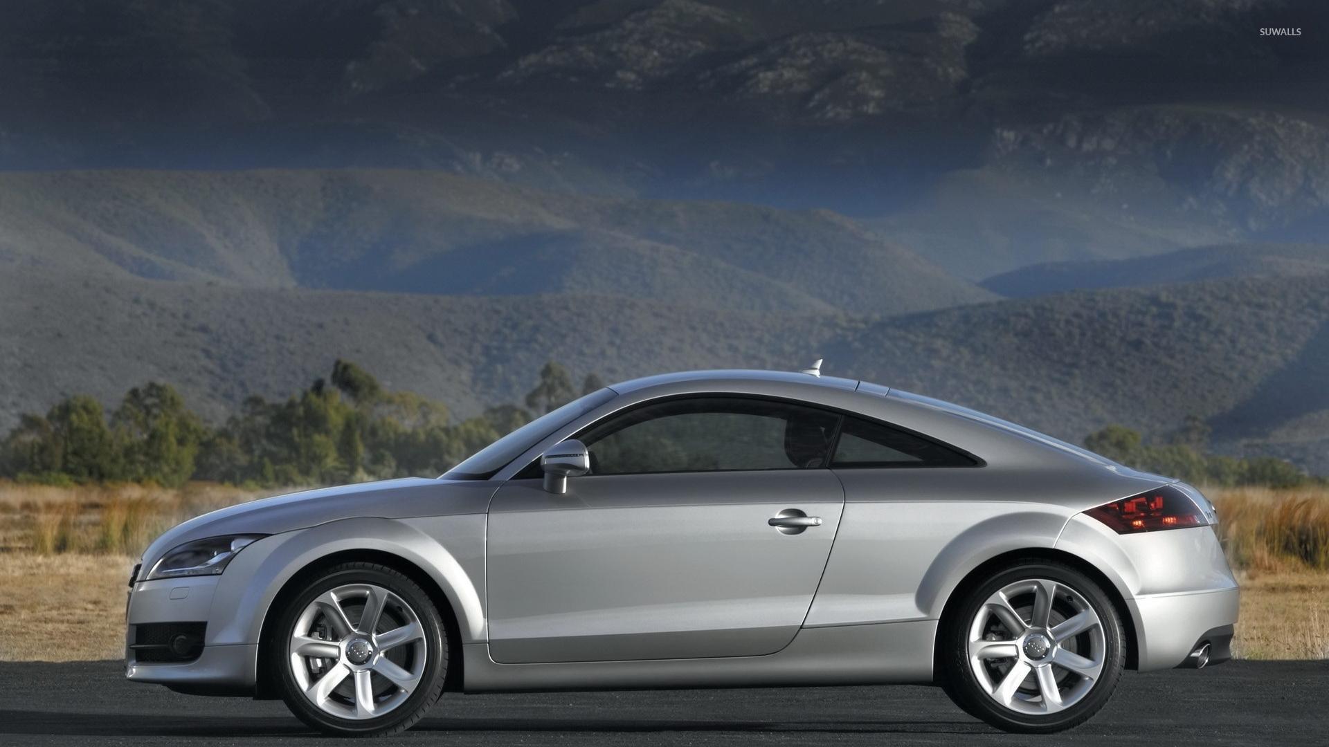 Audi Tt Coupe Wallpaper Car Wallpapers 3794