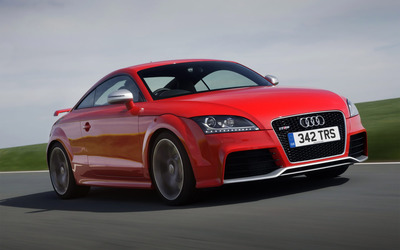 Audi TT RS Coupe [2] wallpaper