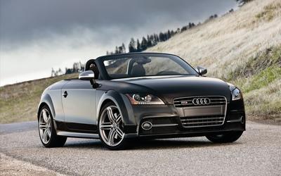 Audi TTS wallpaper