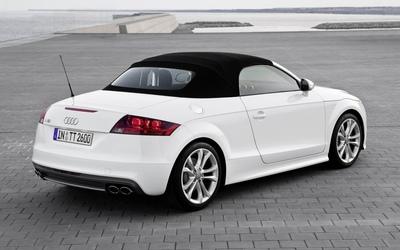 Audi TTS [2] wallpaper