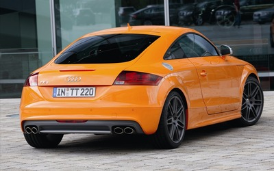 Audi TTS Coupe wallpaper