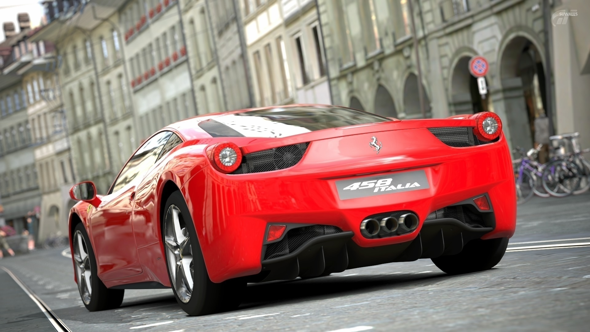458 red cars - photo #45