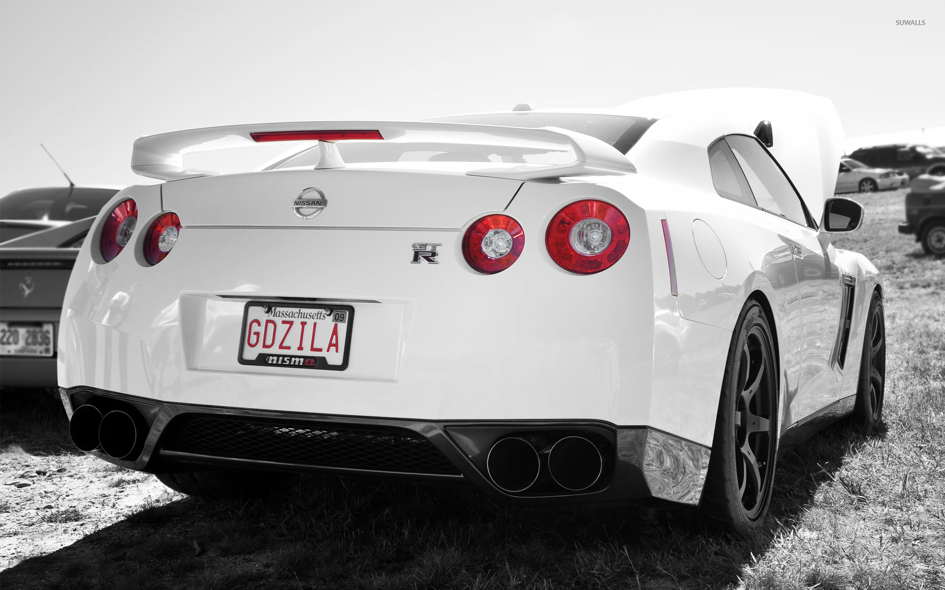 download wallpaper nissan white - photo #39