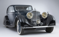 Bentley 3.5 Litre wallpaper 1920x1200 jpg