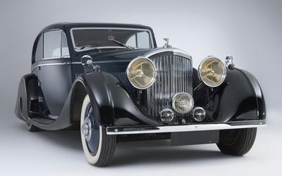 Bentley 3.5 Litre wallpaper